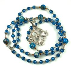 Brigittine Six Decade Rosary  Special Order for by prayerbedes