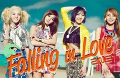 """[Billboard News] 2NE1 Kicks Off New Album With Reggae-Tinged 'Falling in Love': Listen K-pop phenoms 2NE1 have made their long-awaited comeback with new single """"Falling in Love."""" The reggae-influenced track makes has a breezy, summery feel to it and showcases 2NE1's knack for fierce sing and rap stylings mixed with catchy hooks.It's not a truly standout moment for the foursome, but it is a nice return from a group that has been missing from the scene for almost a year. The group also gets…"""