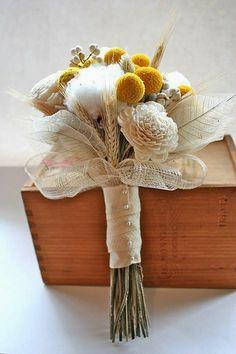 Flores de boda: las craspedias | A todo Confetti - Blog de BODAS y FIESTAS llenas de confetti