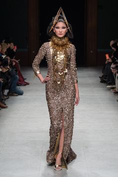 JULIEN FOURNIÉ Couture SS 2015  Look number 27 www.julienfournie.com