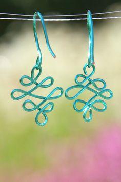 """My favorite wire design, called """"Ballabella Bendella"""""""