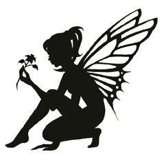 Fairy Elfe fee schatten einfach