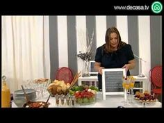 Buffet Mediterráneo con Caritina Goyanes | Celebraciones Fáciles - YouTube