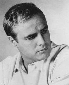 "marlonbrando: """" Portrait of Marlon Brando for Bedtime Story, 1964. "" """