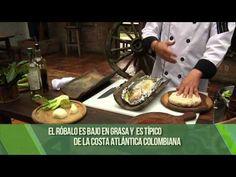 Agricultura al Día Receta Róbalo a la Teja Restaurante Humero - YouTube