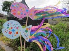 bricolage poisson d'avril maternelle - Recherche Google