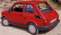 When I sold my Fiat 126 I bought a Fiat 126 BIS...I loved it!!