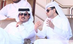 HH the Emir Attends Part of Qatar Total Open. Doha, February 21 (QNA) - HH the Emir Sheikh Tamim bin Hamad Al-Thani attended today part of Qatar