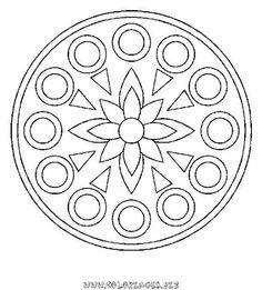 mandalas | Desenhos de Mandalas | Painel Criativo