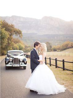 © Alicia Swedenborg - wedding photographer manhattan, new york  *Scenery in the background. Car not necessary