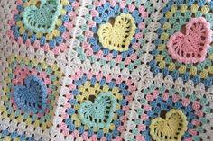 easy crochet baby blanket (15)