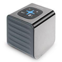 Wireless Speakers, Archeer Portable One Piece Bluetooth Cube Speaker, Ultra Crystal Clear Sound with Built-in Microphone, Work for iPhone6s Plus iPad Samsung Galaxy S6 Edge+ Note5 and Most Smartphones