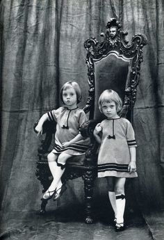 love the socks. love the creepy kids and their adorable dresses, but love the socks especially