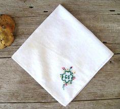 Vintage Girl Scout Handkerchief
