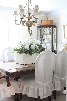 86 best chair skirts images chair cushions slipcovers for chairs rh pinterest com