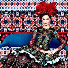Photographs by Erik Madigan Heck Fashion Editor Joanna Hillman : Prints of the Season