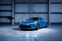 The Alpine A110 is back and it's glorious     - Roadshow Last year Alpine teased its new sports car with the Vision Concept. Now were getting a look at the real deal and much to our delight its close to the same thing.  Alpine finally pulled back the curtain on its new A110 sports car. Instead of using the A120 name as some believed Alpine stuck with the same badge it used back in the middle of the 20th century. The original A110 earned recognition for its success in rallying  in fact it won…