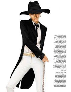 Lineisy Montero for Vogue España August 2015 by Nico