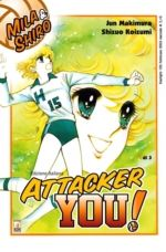 """Attacker You! - Episode Attacker You! is the story of ambitious and energetic junior high schoolgirl You Hazuki (variously known as """"Mila,"""" """"Jeanne"""" or """"Juana"""" in Western dubbed versi. French Names, M Anime, Star Comics, Shiga, Books To Read Online, Read Books, 13 Year Olds, Shoujo, Fiction"""