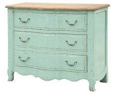 Painted 3 Drawer Chest available at Browsers Furniture Store, Limerick, Ireland.