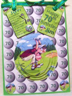 Golfer a commission