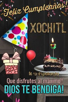 72 Best Tarjetas De Cumpleanos Con Nombre Images Birthday Images