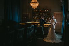 Art Deco Wedding by Kingdom Come Photography - Calgary Bride