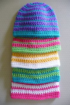 love the colors! For sale on Etsy. Someday may know how to crochet my own.