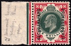 Bechuanaland-Protectorate-KEVII-SG71-1-MLH Postage Stamps, South Africa, African, Ebay, Stamps