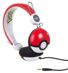 Used for catching Pokemon, Pokeballs are key to a trainer\'s quest! Show some love for Pokemon Go with these awesome headphones.
