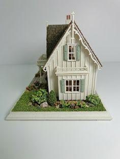 Miniature Miniatures - Nell Corkin.
