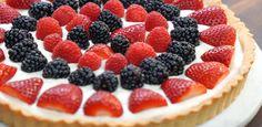 Mixed Fruit Tart By Valerie Bertinelli
