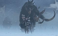 Total War: Warhammer 2 Norsca Race Pack Pre-Order Details explained, as they're a bit complicated. But the Norscan race do have war mammoths, so it's worth it! - Disposable Media