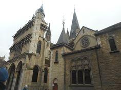 Dijon, Cathédrale Notre-Dame