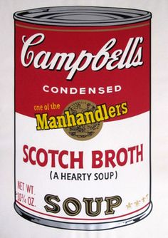 Andy Warhol, 'Campbell's Soup II: Scotch Broth Soup (FS II.55),' 1965, Revolver Gallery