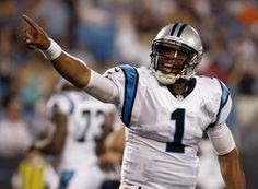 Cam Newton -- Carolina Panthers