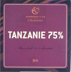 Konnerup Tanzanie 75%