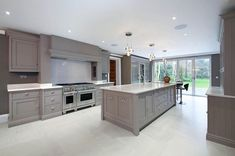 6 bedroom detached house for sale in Prince Consort Drive, Ascot, Berkshire - Rightmove. Kitchen Diner Extension, Open Plan Kitchen Diner, Open Plan Kitchen Living Room, Kitchen Dining Living, Kitchen Family Rooms, Open Concept Kitchen, Home Decor Kitchen, Kitchen Interior, Home Kitchens