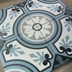 Pattern OLD LILLY 14x14 You can choose any color setting you like to match your home interior. You can even design your own pattern we create for you. Dream. Be original. #tegelbv #cementtiles #floors #tiles #ihavethisthingwithfloors #tileaddiction #handmade #decoration #designs #interiordesigner #architect #floortiles #mansion #beoriginal #passionforhandmadebeauty by de_tegel_bv