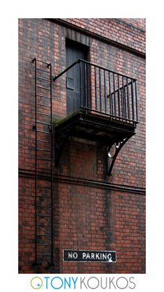 Lovely Balcony Fire Escape Ladder