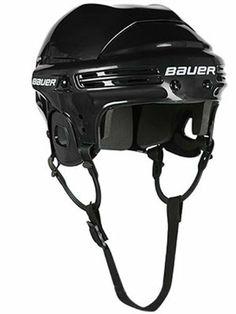 Bauer Hockey Helmet Black
