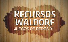 """Primera recopilación: Recursos Waldorf (Rondas, Juegos de dedos y Canciones) Ahora puedes conseguir el DVD """"Recursos Waldorf"""" en oferta colaborando en el cro..."""