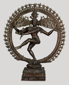 Nataraja, the Lord of Dance, represents the essential aspects of Shiva; creation, preservation, destruction, and grace. The dance he performs is the dance ...