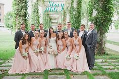 Columbus Indiana Factory 12 Loft Wedding by Stacy Able Photography
