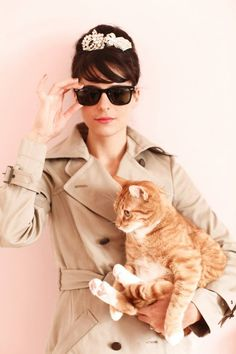 Another awesome version of Holly Golightly!