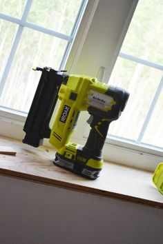 $129 for the bare tool and works with my drill battery and it shoots nails as fast as you can fire them!