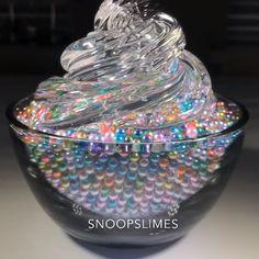 #Satisfying & #Relaxing #Slime #Videos