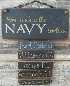 @Alison McWilliams you should totally make these! SO cute! (but with MARINES instead of Navy obvi...)