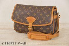 Louis Vuitton Monogram Sologne Shoulder Bag M42250