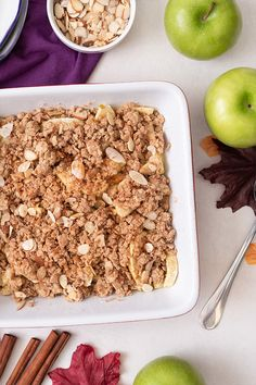 Try our Sweet'N Low recipe for Quick Apple Crumble! Fall Desserts, Sweet Desserts, Women Lawyer, Low Sugar, Fried Rice, Sweet Treats, Apple, Snacks, Breakfast